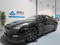 2012/62 Nissan GT-R 3.8 V6 Premium Auto + 550 BHP + Full NHPC Service History