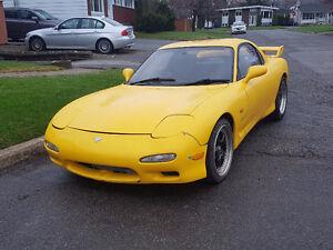 1992 Mazda RX-7 Coupé (2 portes)