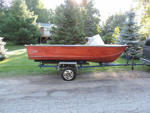 14' Springbok Boat and Trailer Project Boat Peterborough Peterborough Area image 7