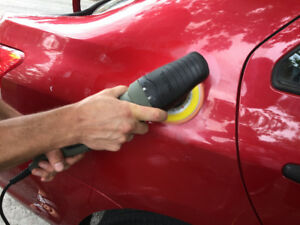 Mobile car wash, polish and ceramic coating - WE COME TO YOU!