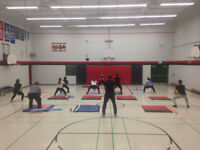 90 min Nutrition-Fitness-Yoga Wednesdays in Mississauga is back