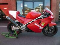 Ducati 851 Parade Bike built in 2016 also ideal classic track or race bike
