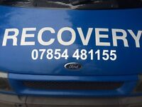 Recovery & transport 24/7 assistance