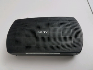 Sony SRF -18 , 2 Band Reciever w/ amplifier.
