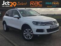 2012 VOLKSWAGEN TOUAREG 3.0 V6 ESCAPE TDI BLUEMOTION TECHNOLOGY AUTO ARRIVING SO