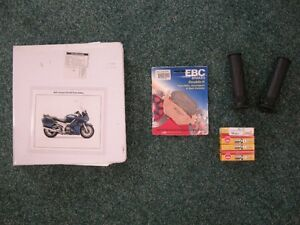 Parts and Manual for FJR 1300