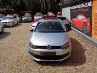 VOLKSWAGEN POLO 1.2 S 60 5dr Silver Manual Petrol, 2011