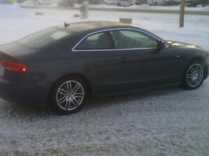 2010 Audi A5 S-Line Coupe (2 door)