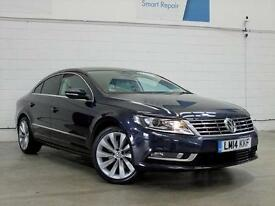 2014 VOLKSWAGEN CC 2.0 TDI BlueMotion Tech GT