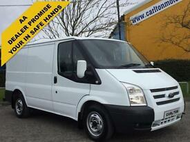 2012/ 62 Ford Transit 2.2TDCi 125 T280 Swb [ MOBILE WORKSHOP ] Low Roof Van FWD