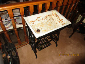 Sewing Machine Base Table $150.00