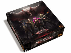 The Order of Vampire Hunters Board Game