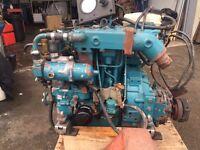 Lister petter marine diesel inboard engine