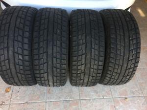 4 pneus d'hiver Toyota Rav 4 Limited  235/55R/18