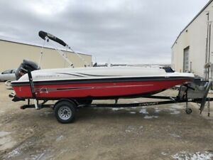 2016 Starcraft Marine Limited OB 2000 OB Fish - Only 10 Hours!