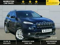 2014 Jeep Cherokee M-JET LIMITED Auto SUV Diesel Automatic