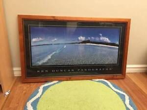 Ken Duncan Panograph framed picture Karawara South Perth Area Preview