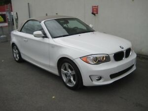 BMW 1 Series Cabriolet 128i 2012