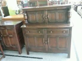 Ercol Sideboard / Cabinet - Can Deliver For £19
