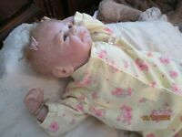 Reborn Doll....REDUCED PRICE...now prices in Canadian $$.....