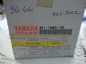 1981 to 1982 YAMAHA YZ80 AIR FILTER  NEW !