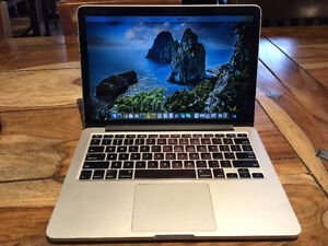 Macbook Pro 13 inch - Late 2013