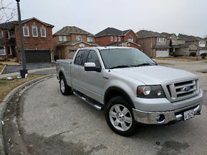 2008 Ford F-150 FX4 Pickup Truck Leather + GPS