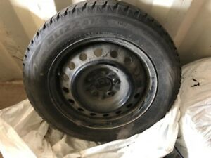 Mazda Winter Tires & Rims - LIKE NEW!!