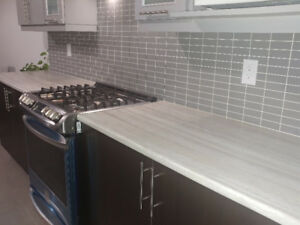 Kitchen countertops for sale with double stainless steel sink