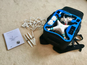Phantom 3 Standard - Used Drone - Complete Kit, Updated Firmware