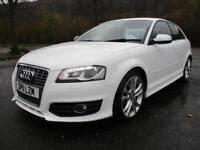 Audi S3 Tfsi Quattro 3dr PETROL MANUAL 2011/11