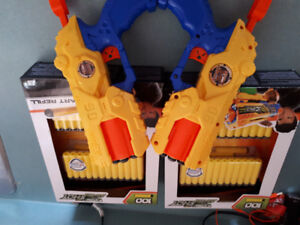 Nerf play toy