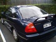 2003 Mitsubishi Lancer Coupe Beenleigh Logan Area Preview