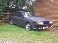 Vw scirocco gt2 82000 miles from new classic not mk2 golf