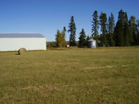 PRODUCTIVE FARMLAND 1/4 COUNTY WETASKIWIN