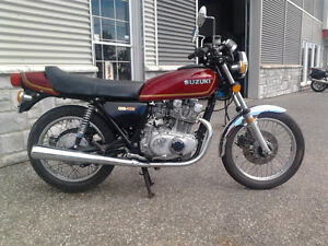 Suzuki GS425 1979 antique