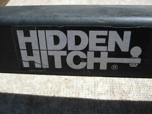 Reduced  Heavy Duty Trailer Hitch for Ford half ton.