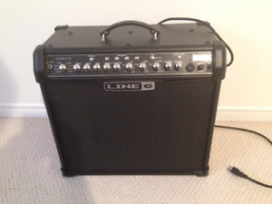 Guitar amp Line6 Spider IV 75 - like NEW