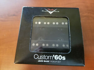 Fender Custom Shop JazzBass 60's Pickups