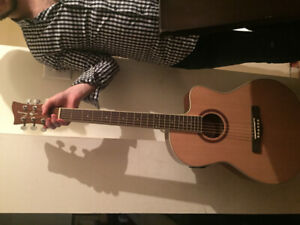*NEUF/NEW* GUITARE ACOUSTIQUE