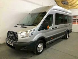 2016 Ford Transit 2.2 TDCi HDT 460 L4H3 Trend Bus 4dr (18 Seat)