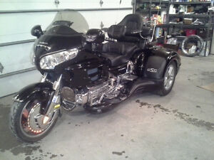 2006 Honda Goldwing CSC Trike