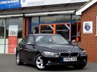 2012 62 BMW 3 SERIES 320D EFFICIENTDYNAMICS 4DR (160) £20 RFL DIESEL