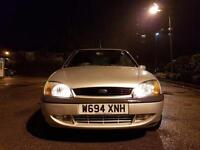 Ford Fiesta 1.25i 2000 Zetec - NICE LITTLE CAR - DRIVES WITH NO PROBLEMS