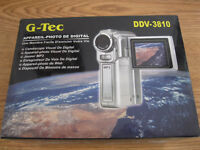 Brand new G TEC DDV-3810 (5 in 1) camcorder