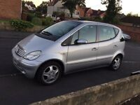 Mercedes a160 1.6 automatic 10 months moy