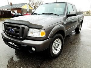 2010 Ford Ranger SPORT King Cab   TPS INCLUSE