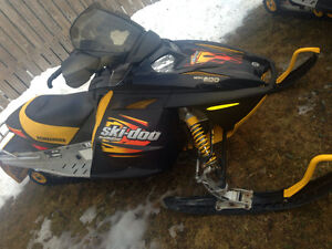 Lots of new and used 2003-2008 rev ski-doo parts709-597-5150