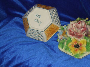 Flower Dish with Lid. Cambridge Kitchener Area image 4
