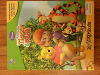Disney My Tigger & Pooh My busy book and Play Mat